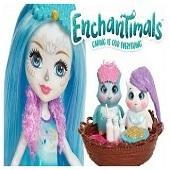 Enchantimals babák