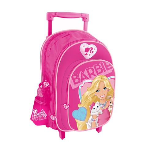 245ef4b1e295 Barbie gurulós iskolatáska   PÓNY JÁTÉK Webáruház