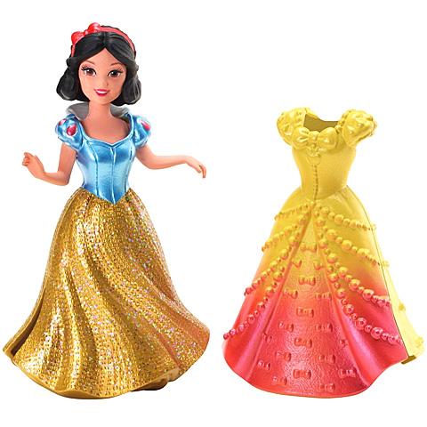 Disney Hercegnők Hófehérke MagiClip mini hercegnő 2db ruhával  27b1a2a7e2