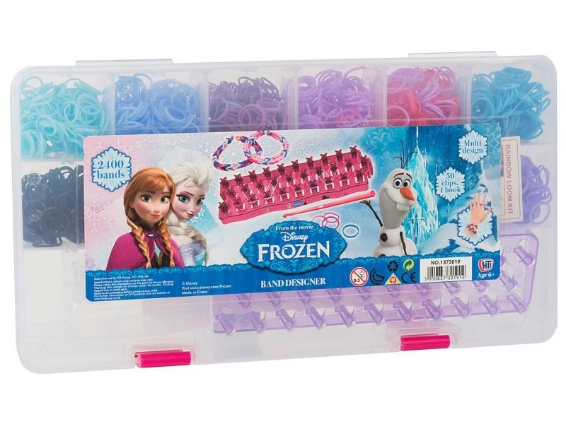 Frozen Gumi karkötő nagy táskában 2400 db-os  cc1fd988af