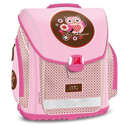 a6f2943b7bf2 Hoot Boom compact easy ergonomikus iskolatáska hátizsák | PÓNY JÁTÉK ...