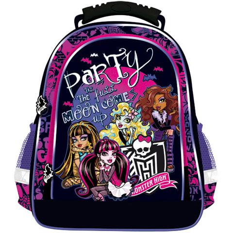 Monster High Party iskolatáska hátizsák  e45757c19b