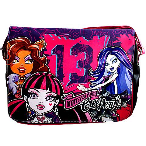 Monster High Péntek 13 műbőr oldaltáska  eac546382f