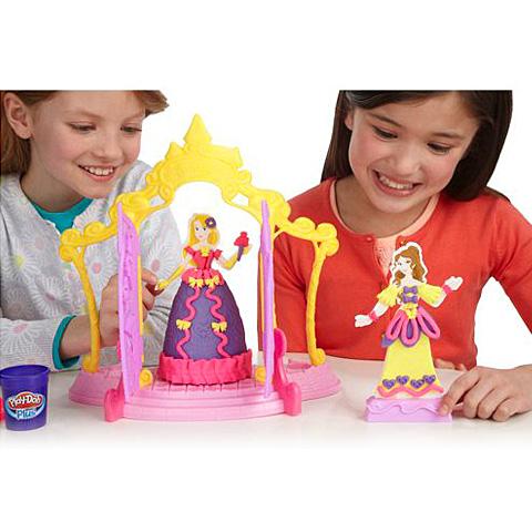 40b16cacd9 Play-Doh Disney Hercegnők Divat Butik gyurmakészlet | PÓNY JÁTÉK ...