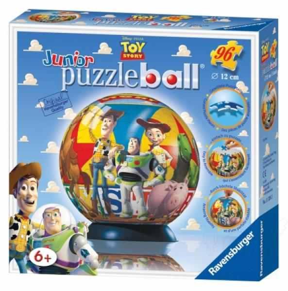 ravensburger toy story puzzleball 96 db p ny j t k web ruh z. Black Bedroom Furniture Sets. Home Design Ideas