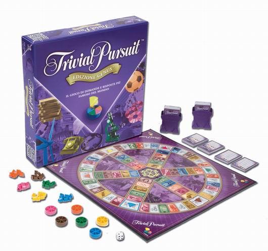 Trivial Pursuit Társasjáték  cc05056b59