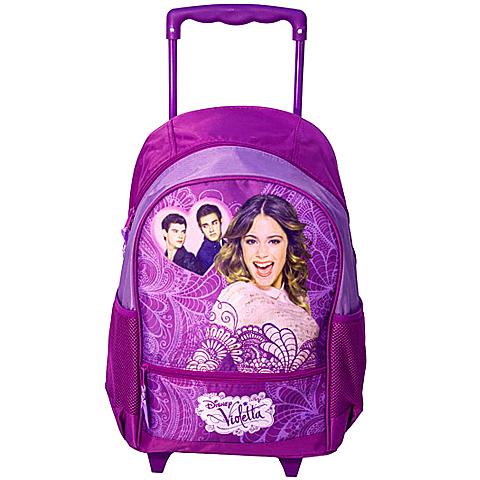 1ea130ac6fbd Violetta gurulós iskolatáska hátizsák lila   PÓNY JÁTÉK Webáruház