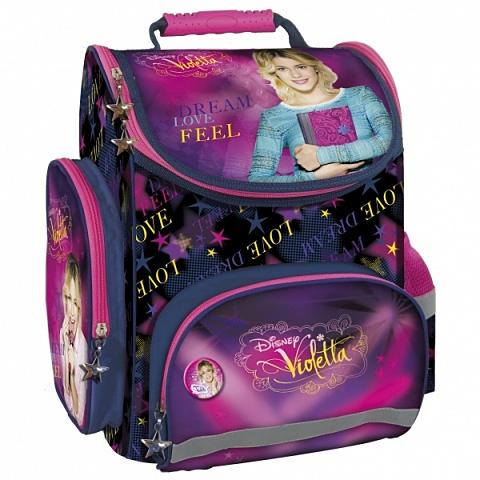 c392d13f361d Violetta lila ergonómikus iskolatáska hátizsák | PÓNY JÁTÉK Webáruház