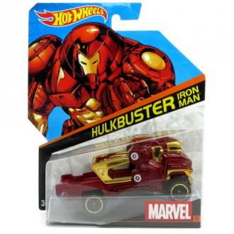 Hot Wheels Marvel Vasember-Hulkbuster 1/64 kisautó