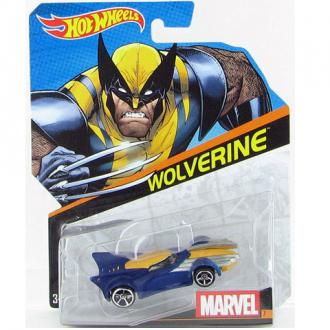Hot Wheels Marvel Rozsomák 1/64 kisautó