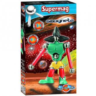 Supermag Magma Smagnetz mágneses harcos