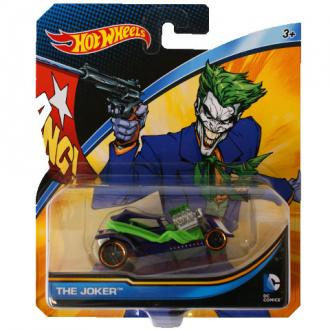 Hot Wheels DC Universe Joker kisautó 1/64