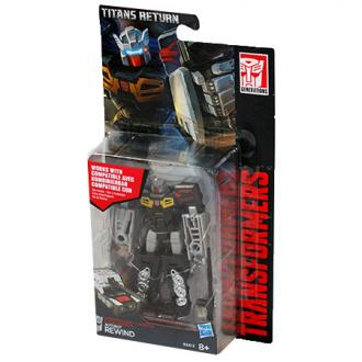 Transformers - Titans Return Rewind