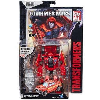 Transformers Deluxe osztag Ironhide robot figura