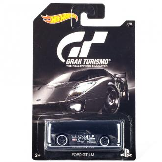 Hot Wheels Gran Turismo Ford GT LM kisautó