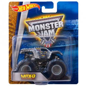 Hot Wheels - Monster Jam Max-D jármű