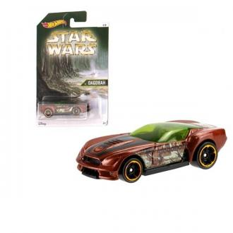 Hot Wheels Star Wars Dagobah kisautó