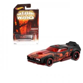 Hot Wheels Star Wars Mustafar kisautó