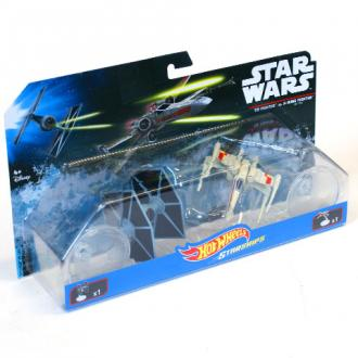 Hot Wheels - Star Wars TIE Fighter az X-szárnyú ellen