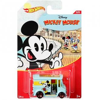 Hot Wheels Disney Bread Box kisautó 1/64