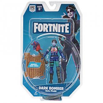Fortnite Dark Bomber Solo Mode akciófigura 10 cm