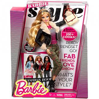 Barbie Fashionista - Luxus Divatbaba