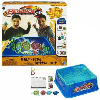 Beyblade Half-Pipe Battle Aréna