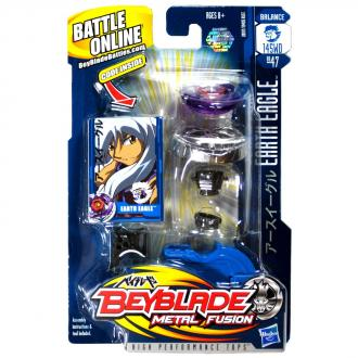 Beyblade Metal Fusion Pörgettyű - Earth Eagle