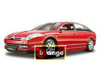 Burago Diamond 1:18 Citroen C6