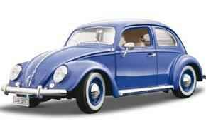 Burago Gold 1:18 VW Kafer-Beetle