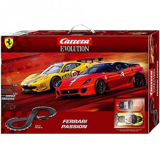 Carrera Evolution Ferrari Passion autópálya
