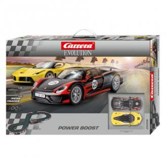 Carrera Evolution Power Boost autópálya