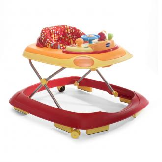 Chicco Band Baby Walker Bébikomp - Race