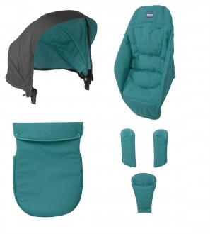 Chicco Color Pack Urban Babakocsihoz - Emerald