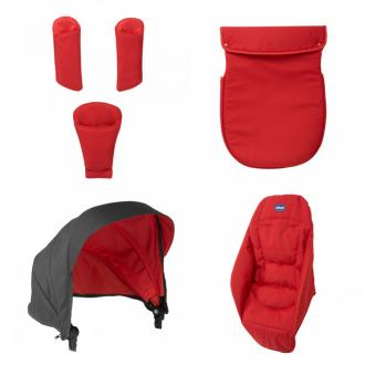 Chicco Color Pack Urban Babakocsihoz - Red Wave