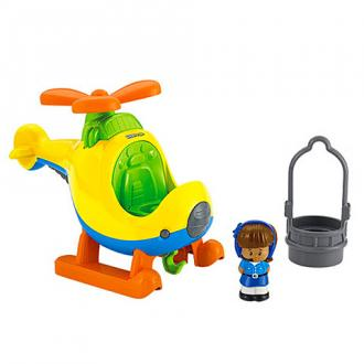 Fisher - Price - Little People - Helikopter