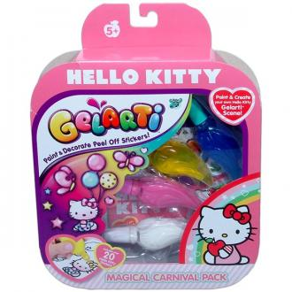 Gelarti Hello Kitty szett - karnevál