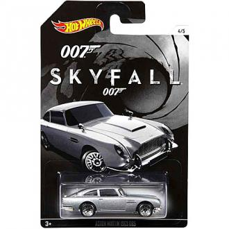 Hot Wheels James Bond kisautók - Skyfall