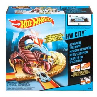 Hot Wheels - Scorpion Takedown Pálya