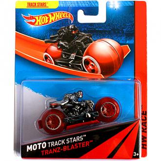 Hot Wheels - Tranz Blaster Motorversenyző