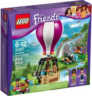 LEGO Friends Heartlake hőlégballon