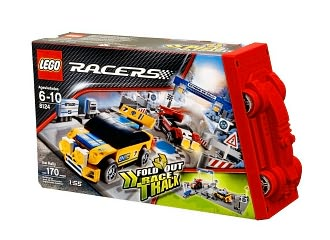Lego Racers Tiny Turbos Ice Rally