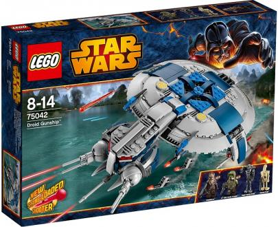 LEGO Star Wars - Droid Gunship