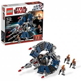 Lego Star Wars-Droid Tri-Fighter-(8086)