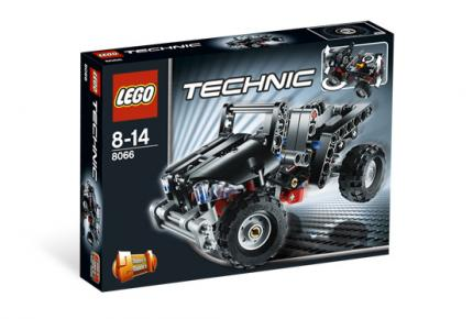 Lego Technic Off Roader