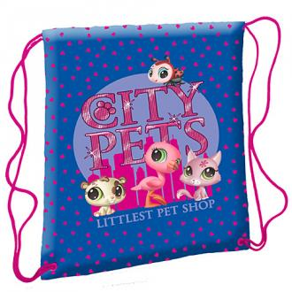 Littlest Pet Shop City Pets tornazsák sportzsák