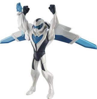 Max Steel Deluxe Team-Up Frighter