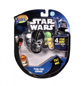 Mighty Beanz Bab - Star Wars 4 Db-os Szett