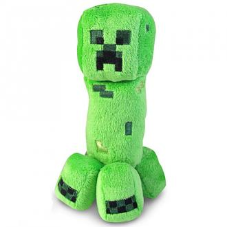 Minecraft Creeper plüssfigura