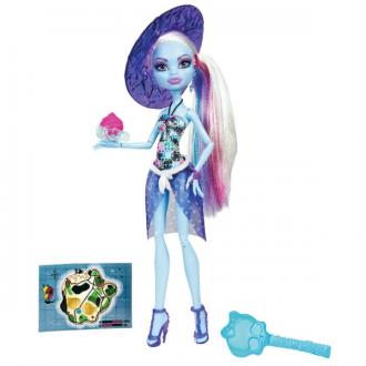 Monster High - Abbey Bominable baba